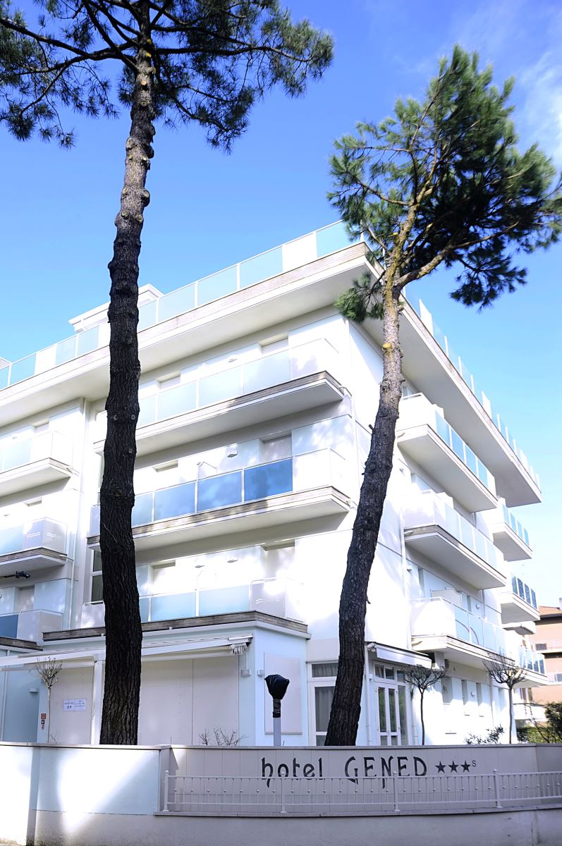 Hotel Gened a Pinarella di Cervia