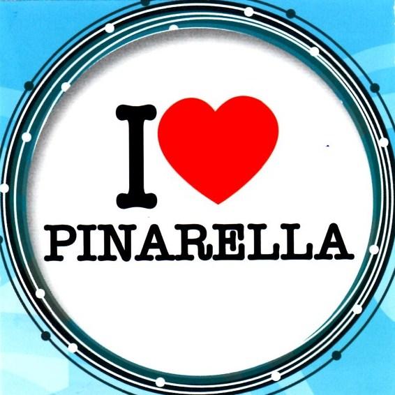 I love Pinarella